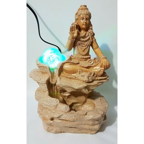 Fonte Decorativa Esotérica Shiva Mod.2 (28 cm)