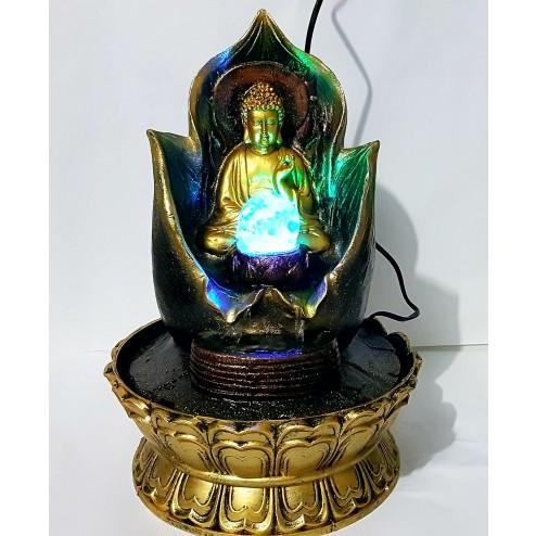Fonte Decorativa Esotérica Buda ( 40 cm)
