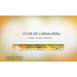 Incenso SAC Flor de Laranjeira