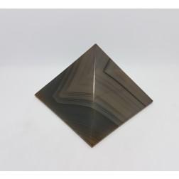Pirâmide de ágata (5 cm)