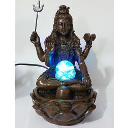 Fonte Decorativa Esotérica Shiva Mod. 1 (28cm)