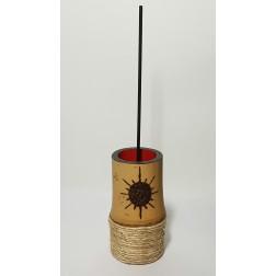 Incensário de Bambu ( Copinho)