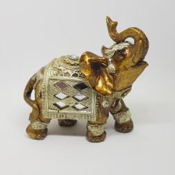 Estátua Elefante Resina