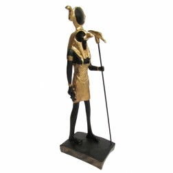 Rá Deus do Sol 26cm Estátua em Resina