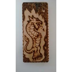 Artigo decorativo Dragão