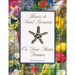 Livro Os Doze Raios Divinos - Florais de Saint Germain