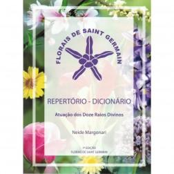 Livro Repertório-Dicionário - Saint Germain