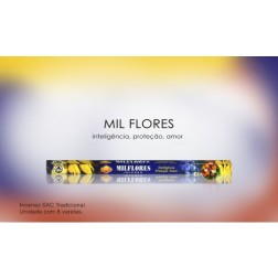 Incenso SAC Mil Flores